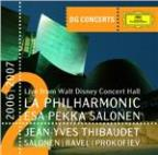 Dg Concert - Salonen: Helix / Ravel: Piano Concerto For the Left Hand / Prokofiev: Romeo and Juliet Suite
