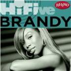 Rhino Hi-Five: Brandy