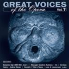 Great Voices Of The Opera, Vol. 7 (1919-1934)