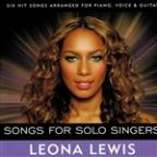 Leona Lewis Songs For Solo Singers