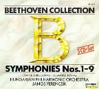 Beethoven Collection - Symphonies Nos 1-9 / Ferencsik