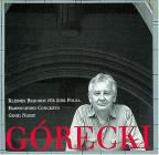 Gorecki: Requiem fur eine Polka; Harpsichord Concerto; Good Night