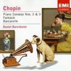 Chopin: Piano Sonato No. 2& 3