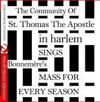 Sings Bonnemere's Mass For Every Season