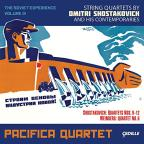 Soviet Experience, Vol. 3: String Quartets by Dmitri Shostakovich and his Contemporaries