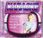 Karaoke: Love Songs - Female