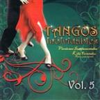 Tangos Inolvidables Instrumental Volume 5