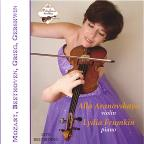 Mozart, Beethoven, Grieg, Gershwin: Music for violin and piano