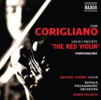 "Corigliano: Violin Concerto ""The Red Violin""; Phantasmagoria"