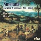 Smetana: Dances & Dreams for Piano