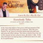 Guitar By Ear: Everybody Talks