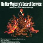 On Her Majesty's Secret