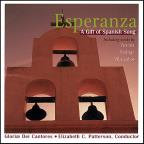 Esperanza: A Gift of Spanish Song
