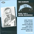 Complete Meteor Blues/R&B Gospel Recordings
