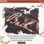 Bach: The Complete Orchestral Works / Neville Marriner, ASMF
