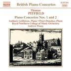 Thomas Pitfield: Piano Concertos Nos. 1 &amp; 2