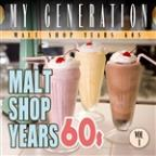My Generation: Malt Shop Years 60S Vol.1