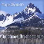 Gayle Wendell's Christmas Arrangements