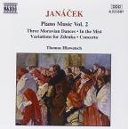 Janacek: Piano Music, Vol. 2