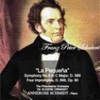 "Schubert: ""La Pequeña"" Symphony No. 6 In C Major, D. 589 - Four Impromtus, D. 899, Op. 90"