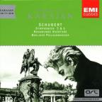 Karajan Edition - Schubert: Symphonien 5 & 6, Etc / Berliner
