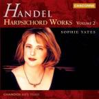 Handel: Harpsichord Works, Vol. 2