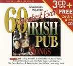 60 Greatest Ever Irish Pub Songs