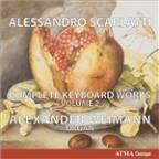 Alessandro Scarlatti: Complete Keyboard Works, Vol. 2