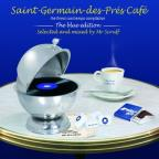 Saint-Germain-Des-Pres Cafe: The Blue Edition