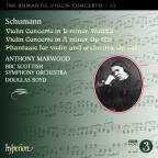Romantic Violin Concerto, Vol. 13: Schumann