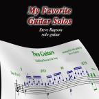 My Favorite Guitar Solos