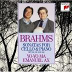 Brahms:Sonata For Cello & Piano (Blu-Spec)