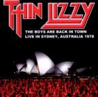 Boys Are Back In Town: Live in Sydney, Australia 1978
