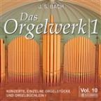 Bach: Organ Works, Vol. 10