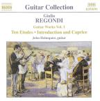 Regondi: Guitar Works, Vol. 1
