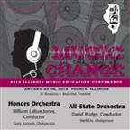 2013 Illinois Music Educators Association (Imea): Honors Orchestra & All-State Orchestra