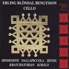 Works for Solo Cello / Erling Blondal Bengtsson