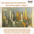 Golden Age of Light Music: The Lost Transcriptions, Vol. 1