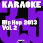 Karaoke Hip Hop 2013, Vol. 2