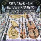 Switched-On Brandenburgs - The Complete Concertos