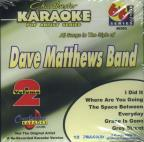 Karaoke: Dave Matthews Band 2
