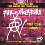 Philippine Violators: 1984 - 2004, Vol.1
