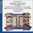 Birtwistle: Punch And Judy / Atherton, London Sinfonietta