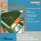 Gershwin: An American In Paris, etc / Tortelier, Shelly