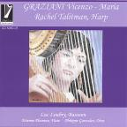 Graziani Vincenzo-Maria: Works for Harp