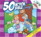 50 Action Bible Songs
