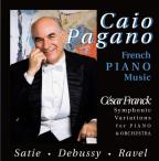 Caio Pagano: French Piano Music