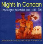 Nights In Canaan: Folk Music