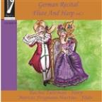 German Recital For Flute And Harp, Vol. 1