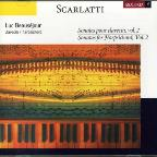 Scarlatti: Sonatas for Harpsichord, Vol. 2